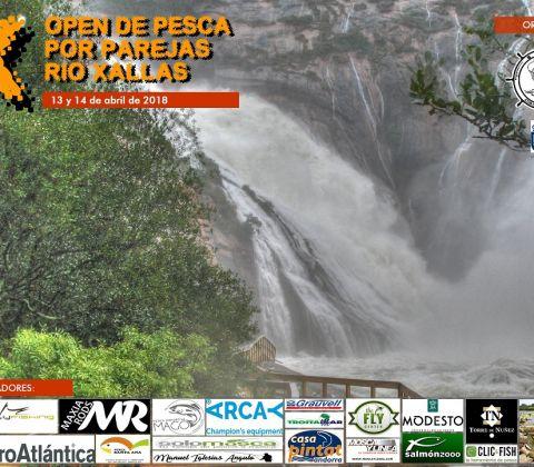 X OPEN DE PESCA POR PAREJAS RIO XALLAS 2018